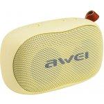 Портативная акустика AWEI Y900 Bluetooth Speaker Light Yellow