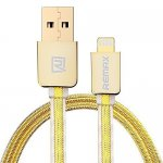 USB cable Remax Lightning 1000mm Gold