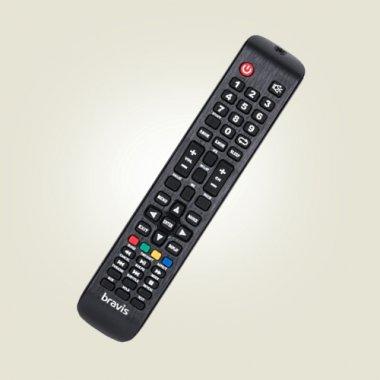 24d1900 black bravis ledt2 plus televizor