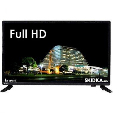 24e6000 black bravis ledt2 plus televizor