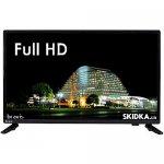 Телевизор Bravis LED-24E6000 + T2 black