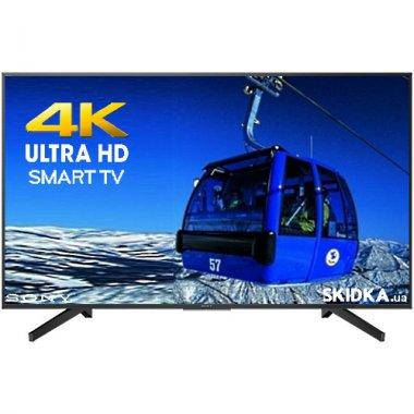 kd55xf7096br2 sony televizor