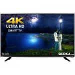 Телевизор Bravis UHD-40E6000 Smart + T2 black