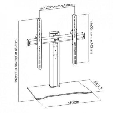 Кронштейн ITECHmount KFG-1