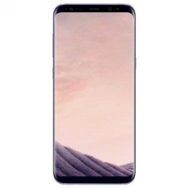 СмартфонSamsung SM-G950FD/M64 (Galaxy S8) Orchid Grey (SM-G950FZVDSEK)