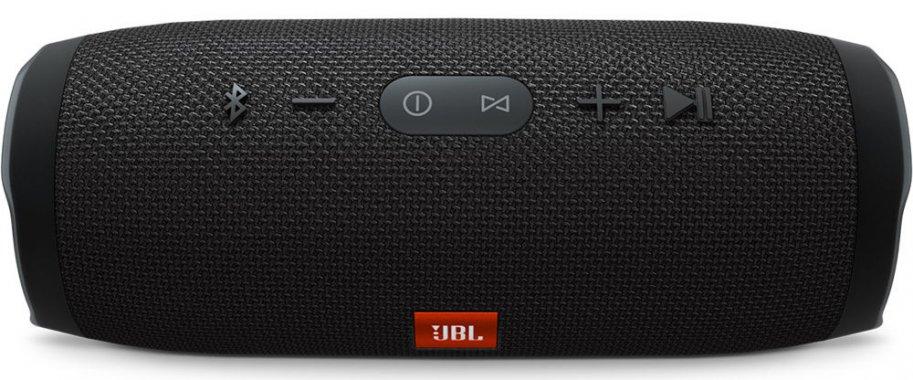 Портативная акустика JBL Charge 3 Black