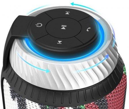Портативная акустика Tronsmart Element T6 Portable Bluetooth Speaker Camouflage