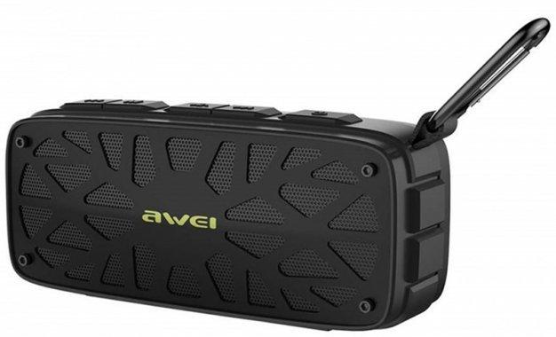 akustika awei black bluetooth kolonki portativnaya portativnye speaker y330