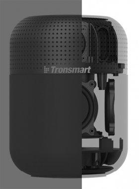 akustika black element kolonki portativnaya portativnye t6max tronsmart