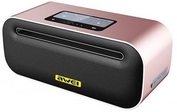 akustika awei bluetooth gold kolonki portativnaya portativnye rose speaker y600