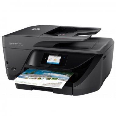 Многофункциональное устройство HP OfficeJet Pro 8740 с Wi-Fi (D9L21A)