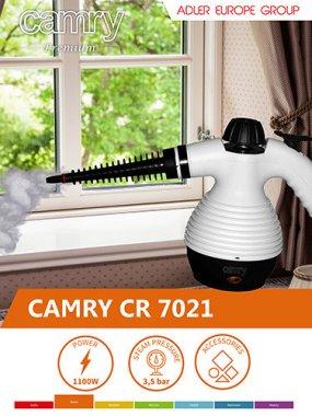 Парочистка Camry CR 7021