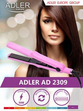 Вирівнювач для волосся Adler AD 2309