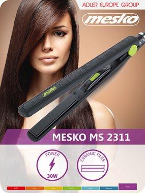 Вирівнювач для волосся Mesko MS 2311