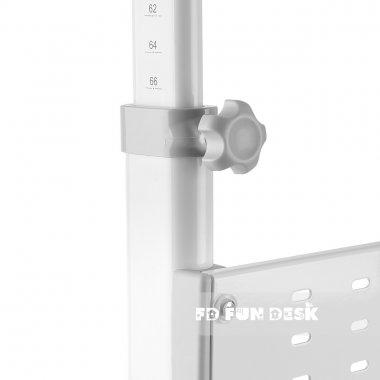 Комплект парта Colore Grey + детское кресло SST3L Green FunDesk