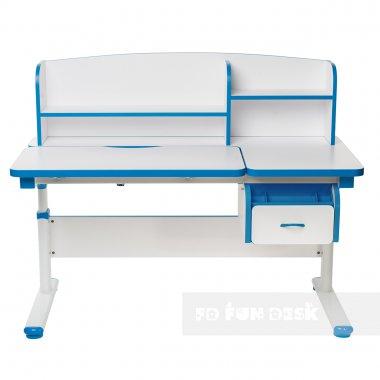 blue creare detskoe fundesk komplekt kreslo lst6 nadstrojkoj ortopedicheskoe parta plus si yashhikom