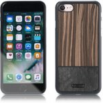 Чехол Remax Mugay iPhone 7 brown