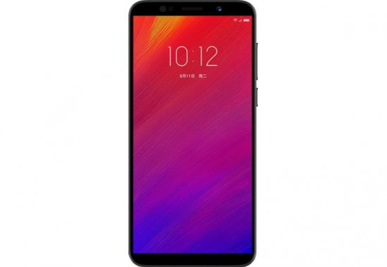 Lenovo A5s 2/16GB Blue (Global) front 3