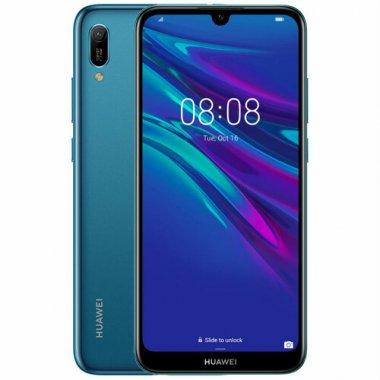 Смартфон Huawei Y6 2019 DualSim Blue front