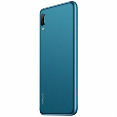 Смартфон Huawei Y6 2019 DualSim Blue back
