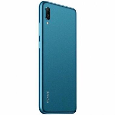 Смартфон Huawei Y6 2019 DualSim Blue back 2