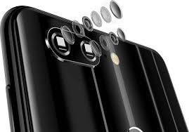 Lenovo K9 4/32GB Black (Global) back 2