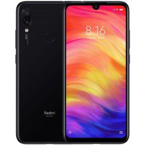 Смартфон Xiaomi Redmi Note 7 4/128GB Black (Global)