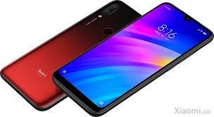 Смартфон Xiaomi Redmi 7 2/16 Gb Lunar Red (Global)  2