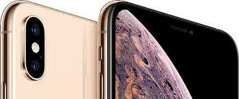 Смартфон Apple iPhone XS Max Dual Sim 256GB Gold (MT762) 10