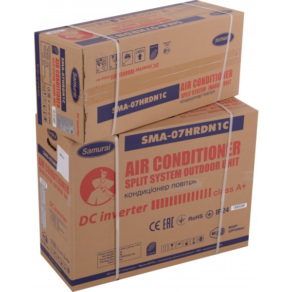 Кондиционер Samurai SMA-07HRDN1C