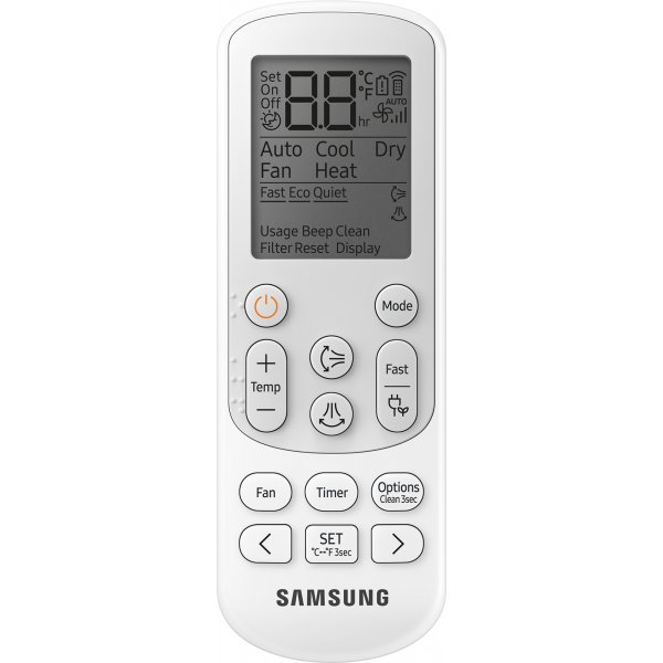 Кондиционер Samsung AR12TSHYAWKNER