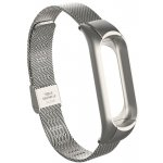 Ремешок UWatch Metal Mesh Band For Miband 3 Silver