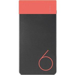 Портативная батарея Rock Space P3 power bank 6000mAh Red
