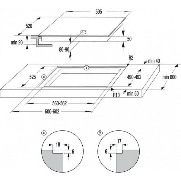 Варочная поверхность Gorenje EC641BSC