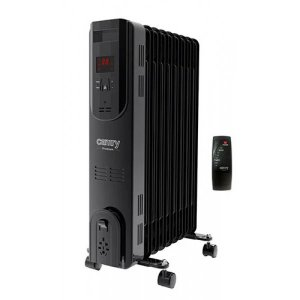 Масляний нагрівач Camry CR 7810 LED з дистанційним керуванням (9 ребер)
