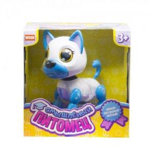 """Интерактивная игрушка """"Смышлённый питомец: щенок"""" (белый)"""