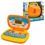 """Интерактивная игрушка """"Детский ноутбук"""", укр"""