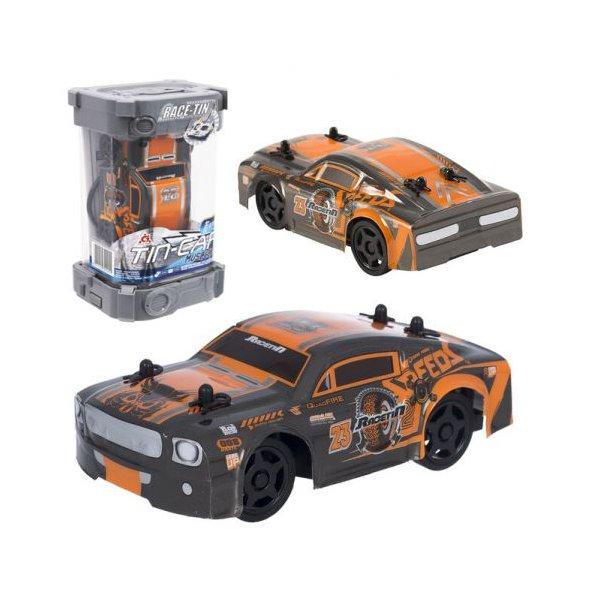"""Машинка на радиоуправлении """"Tin Car"""" (черная)"""