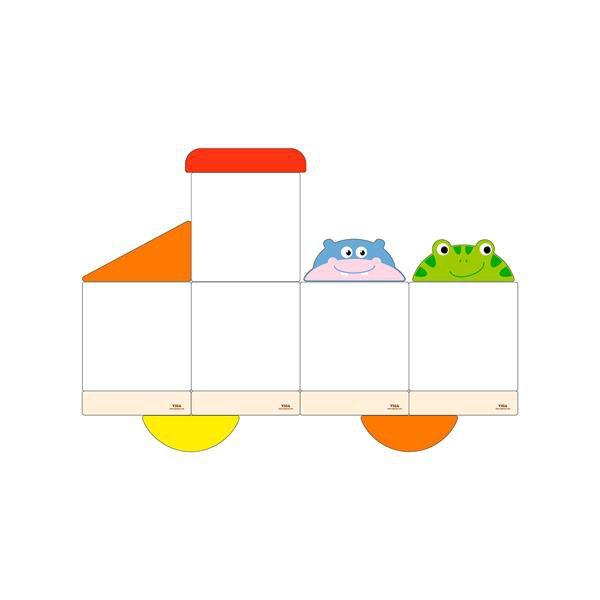 Набор магнитных досок Viga Toys №7 (50777)