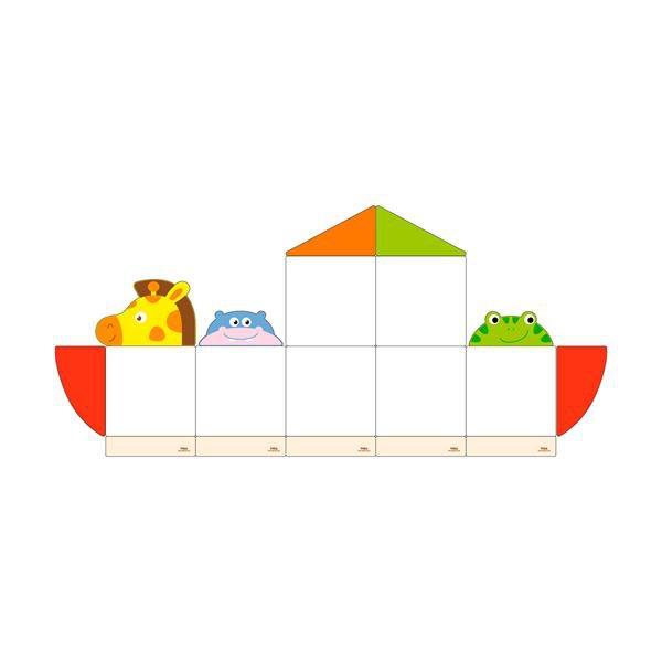 Набор магнитных досок Viga Toys №9 (50779)