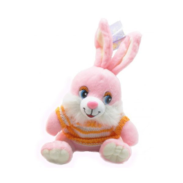 """Плюшевая игрушка """"Кроля"""", розовый"""