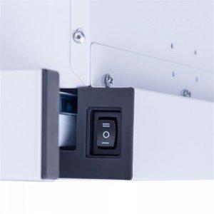 Вытяжка Minola HTL 6714 WH 1100 LED