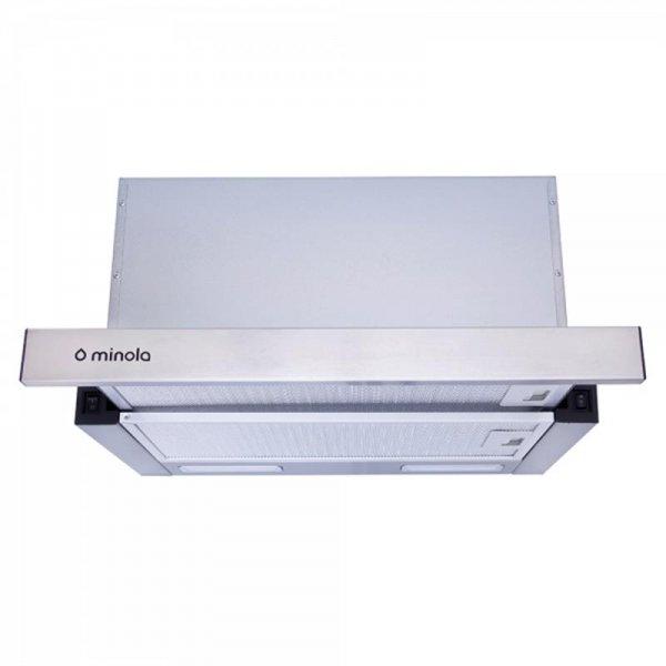 Вытяжка Minola HTL 6915 I 1300 LED