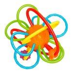 Погремушка-прорезыватель для зубов Hola Toys (1106B)