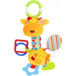 Погремушка-подвеска Жирафчик