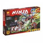 """Конструктор """"Ninja"""", 1173 дет"""