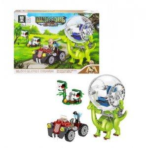 """Пластиковый конструктор """"Dinosaur"""", 175 дет"""