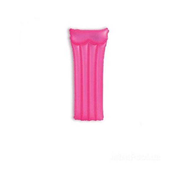 """Матрас """"Intex"""" розовый"""