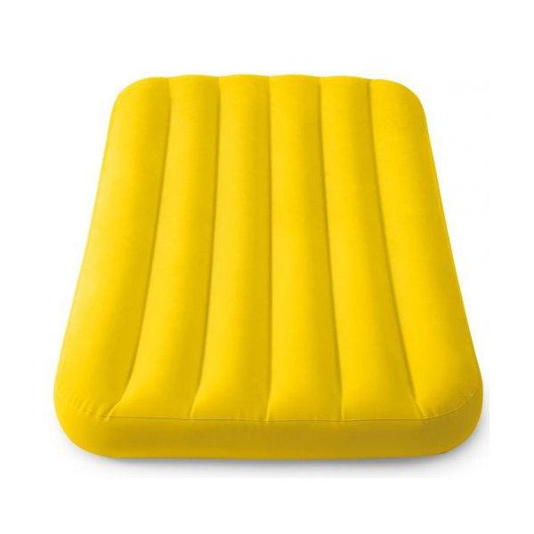 Матрас надувной, желтый