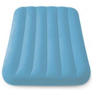 Матрас надувной, голубой